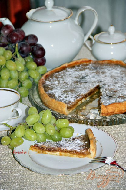 фото рецепта: Швейцарский сахарный пирог