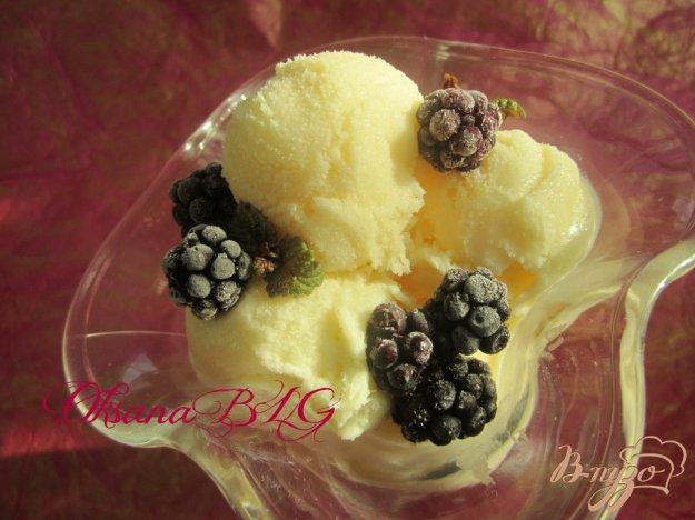 "Рецепт Мороженое ""почти пломбир из детства.)"""