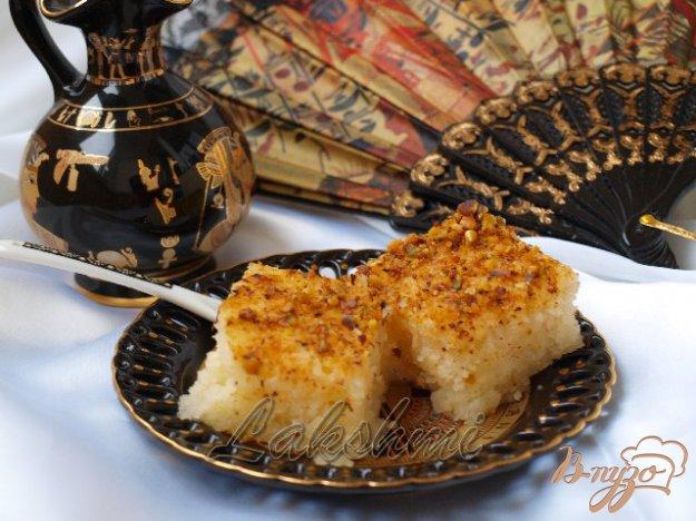 фото рецепта: Хариса - арабская сладость