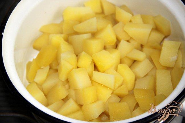 Картофельная запеканка по швейцарски