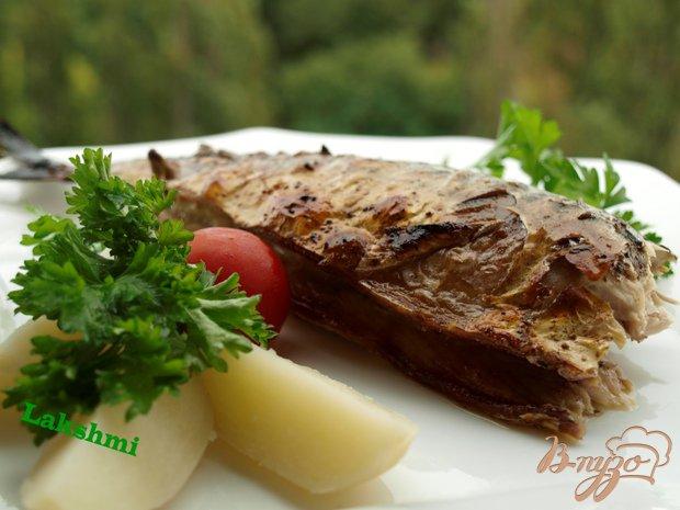 Рецепт Пряная скумбрия под грилем