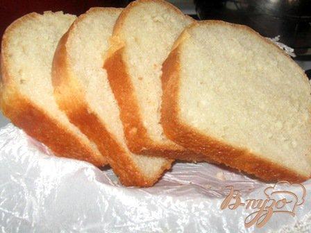 """Рецепт Хлеб """"Яичный"""""""