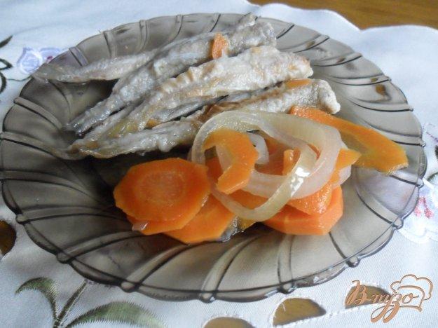 Рецепт Корюшка в светлом маринаде
