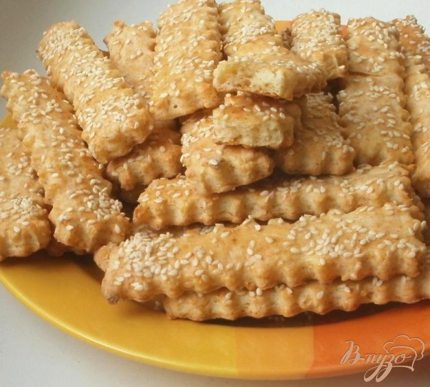 фото рецепта: Печенье из плавленных сырков