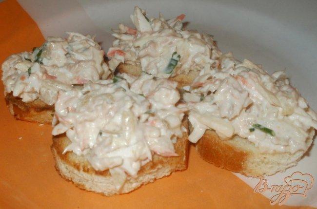 фото рецепта: Бутербродная масса с тунцом