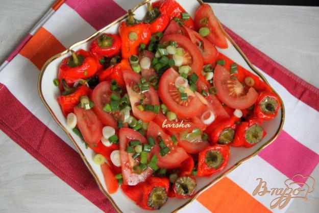 Рецепт Перец запечёный, закусочный