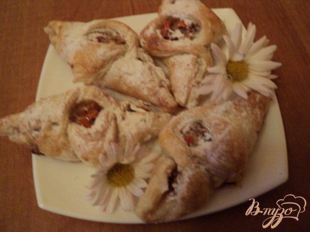 Рецепт Пирожки «Гости на пороге».