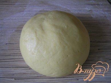 Апельсиновое печенье с кунжутом