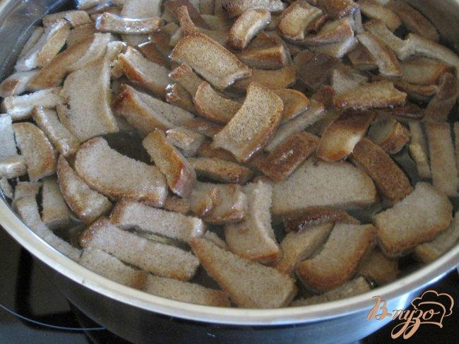 Фото приготовление рецепта: Домашний квас и окрошка шаг №1