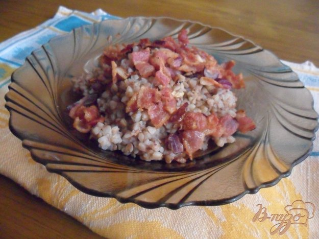 Рецепт Гречневая каша по-валашски
