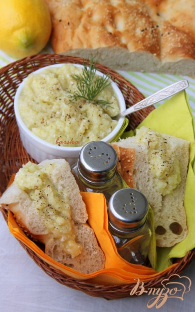 Рецепт Форшмак из капусты