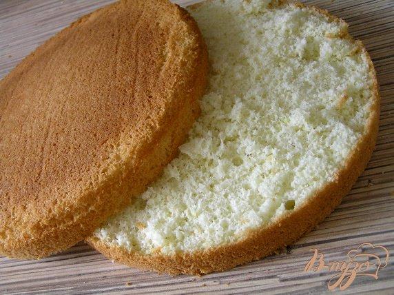 Рецепт Идеальный бисквит