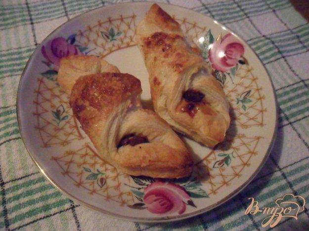 Рецепт Слойки с шоколадом