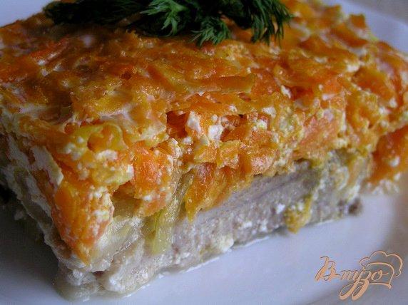 фото рецепта: Свинина в оранжевом