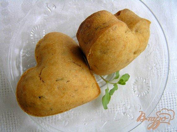 Рецепт Маффины с паприкой и чесноком