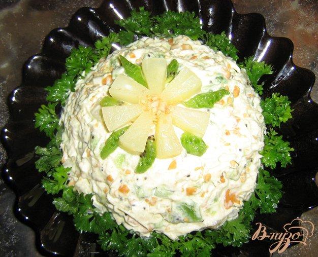 Фото приготовление рецепта: Салат-закуска