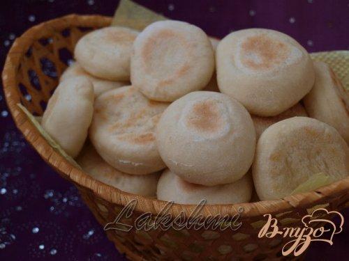 Батбуты - марокканские лепёшки
