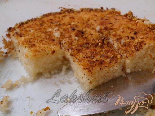 Хариса - арабская сладость