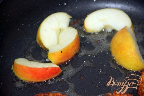 Картофельно-яблочные драники (Puffer)