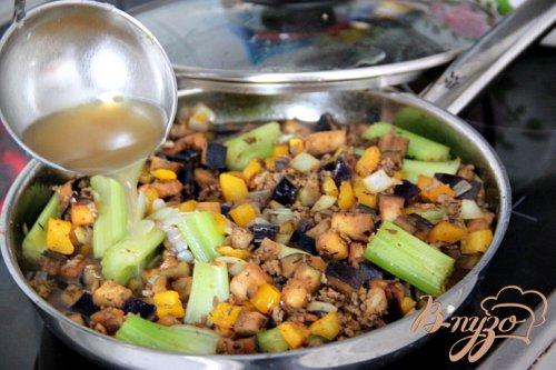 """Рис из Луизианны или """"Грязный рис"""" каджунской кухни (США)"""