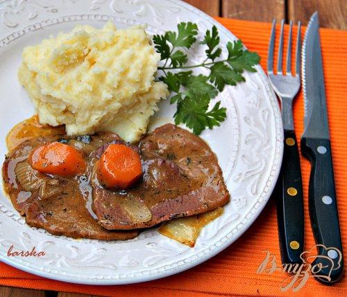 Баварский ужин с корешками