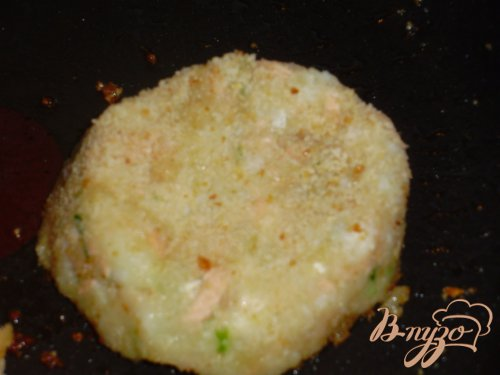 Рыбно-картофельные котлеты