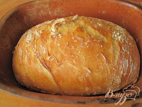 Хлеб без замеса.