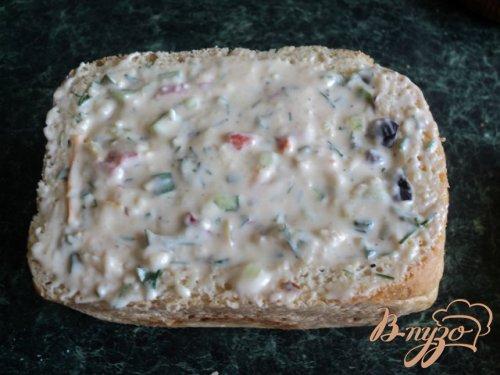 Бутербродный хлеб с секретом