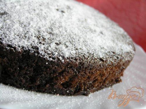 Мексиканский шоколадный торт с перцем