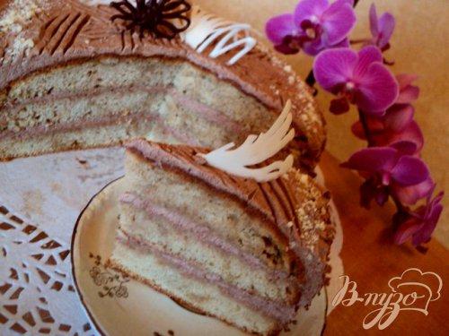 Торт «Каппучино»