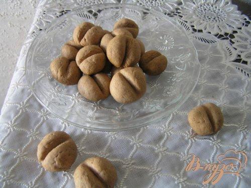 Печенье Кофейные зерна с Бэйлис