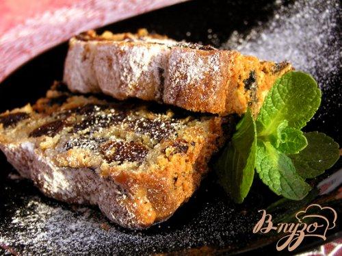 Кексы с черносливом и миндальной мукой от Ги Жедда