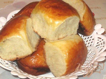 Рецепт Булочки медово-ванильные