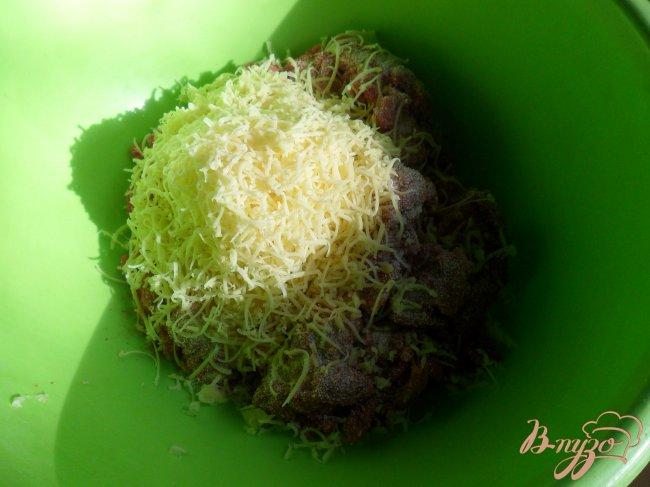 Фото приготовление рецепта: Котлеты с сыром шаг №1