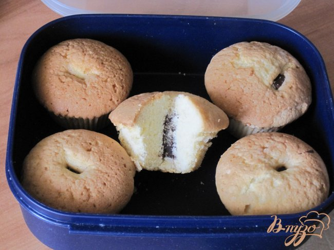 Фото приготовление рецепта: Нежный кекс шаг №5