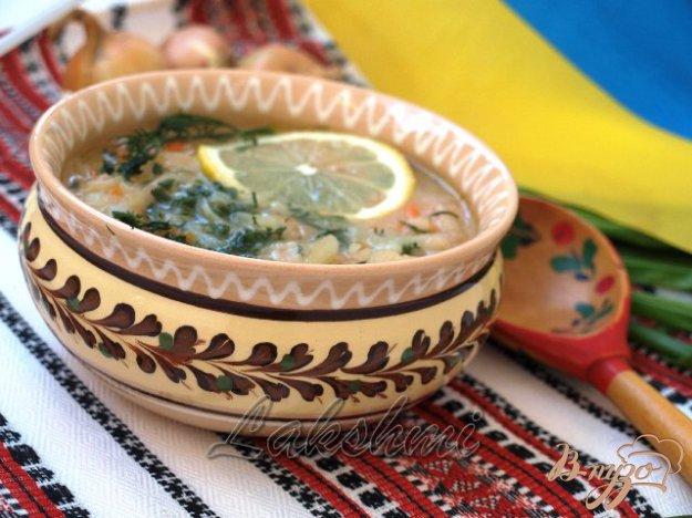 фото рецепта: Постный луковый суп