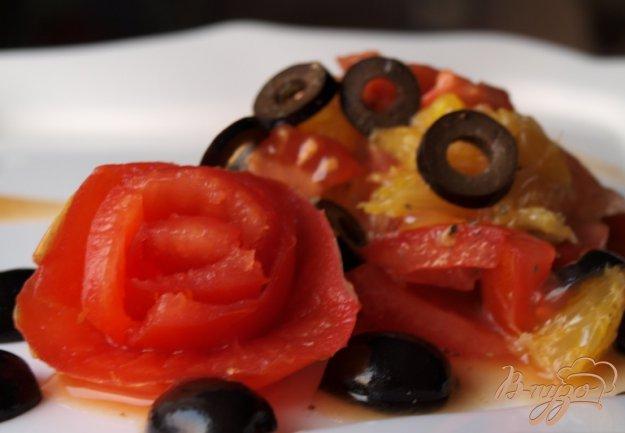 фото рецепта: Сальса из апельсина и помидора