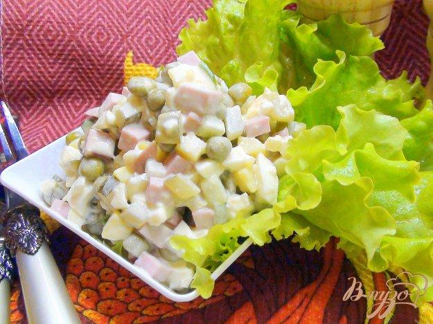 Лучшие новогодние салаты рецепты