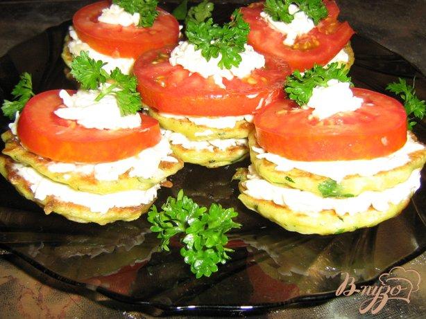 Рецепт Кабачковые пирожные