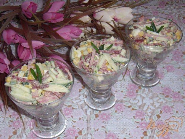 "Рецепт Салат ""Алистер"""