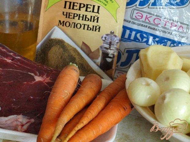 Фото приготовление рецепта: Ирландское рагу шаг №1
