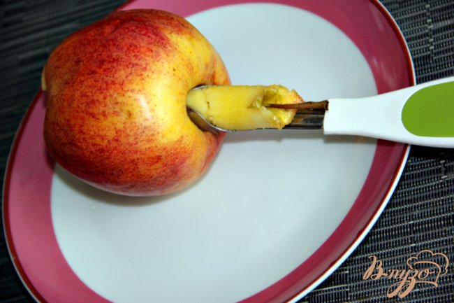 Фото приготовление рецепта: Яблочные кольца