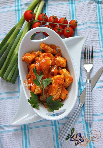 Рецепт Шашлычный салат