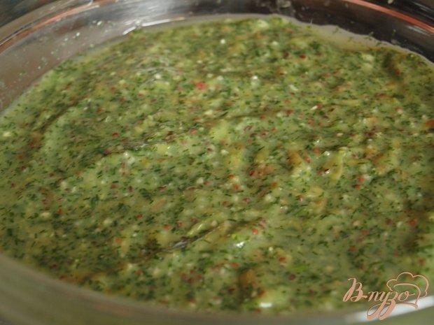 Фото приготовление рецепта: Пикантный соус к мясу из крыжовника шаг №3