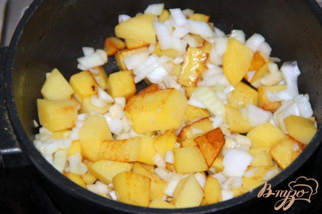 Фото приготовление рецепта: Крестьянский капустный суп шаг №1