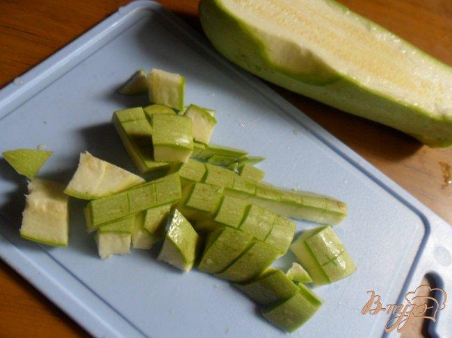 Фото приготовление рецепта: Кабачковый суп - пюре шаг №1