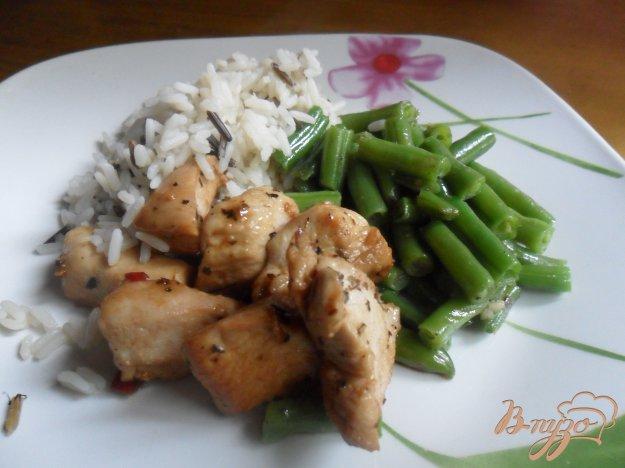 Рецепт Куриное филе по-тайски