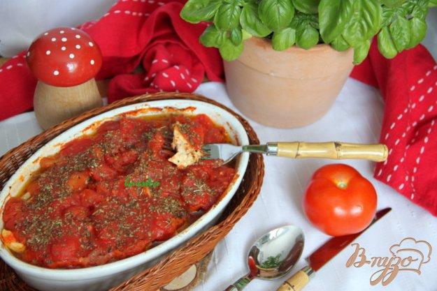 Рецепт Курица Каччиаторе, приготовленная по-итальнски