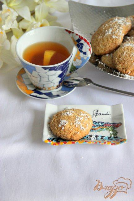 Фото приготовление рецепта: Грушевое печенье шаг №3