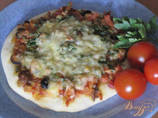фото рецепта: Пицца